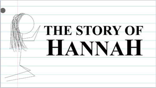 Hannah – A Mother Who Gave